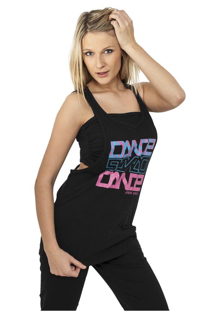 Dance Tanktop Zebra