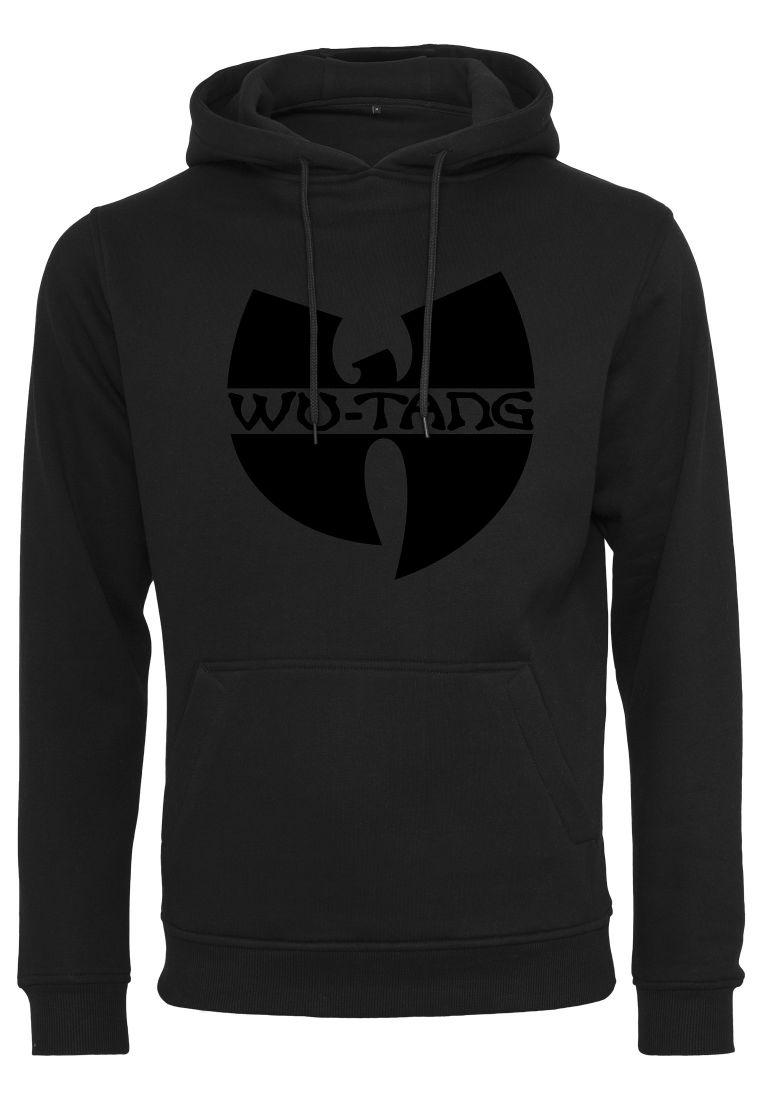 Wu-Wear Black Logo Hoody - WU-WEAR - TTUWU027 - 1