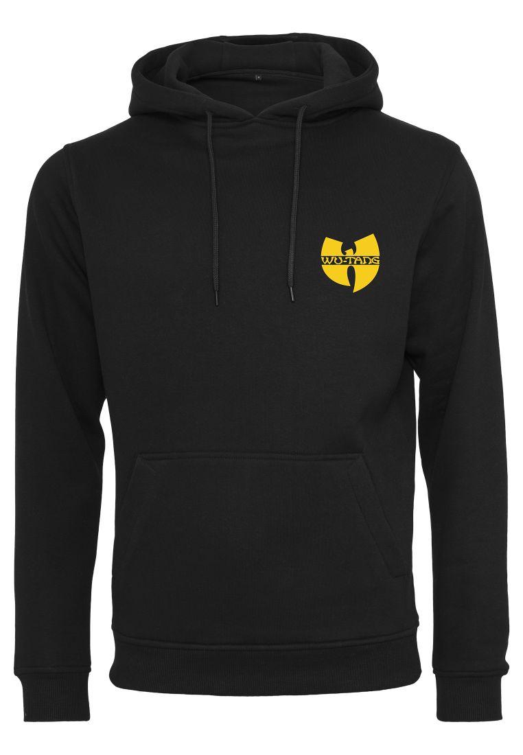Wu-Wear Chest Logo Hoody - WU-WEAR - TTUWU029 - 1