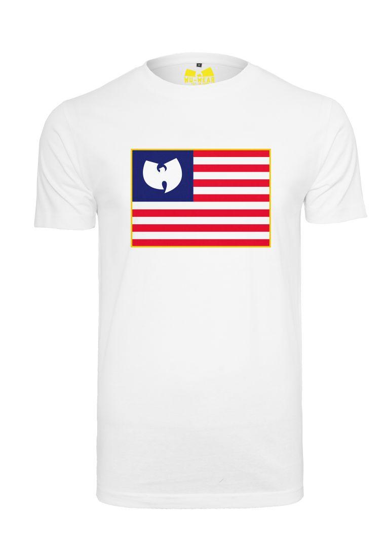 Wu-Wear Flag Tee