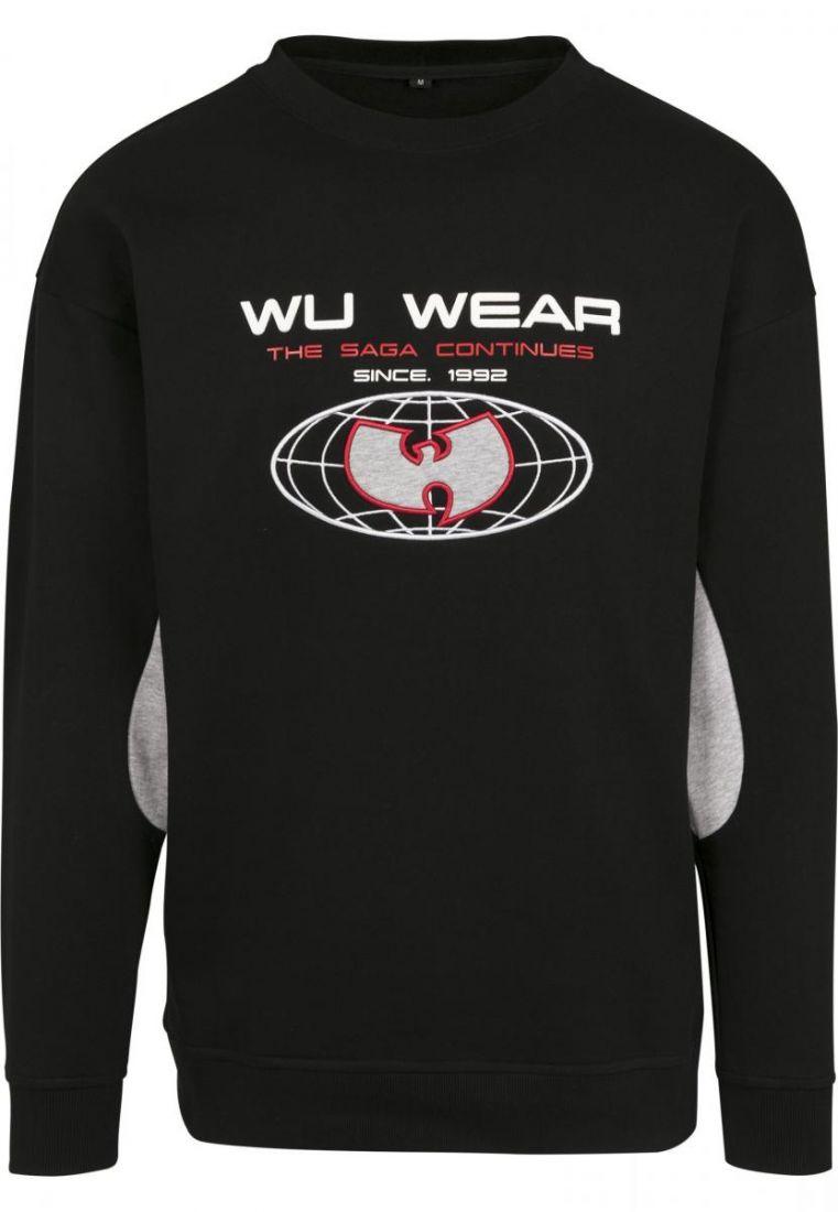 Wu Wear Globe Crewneck