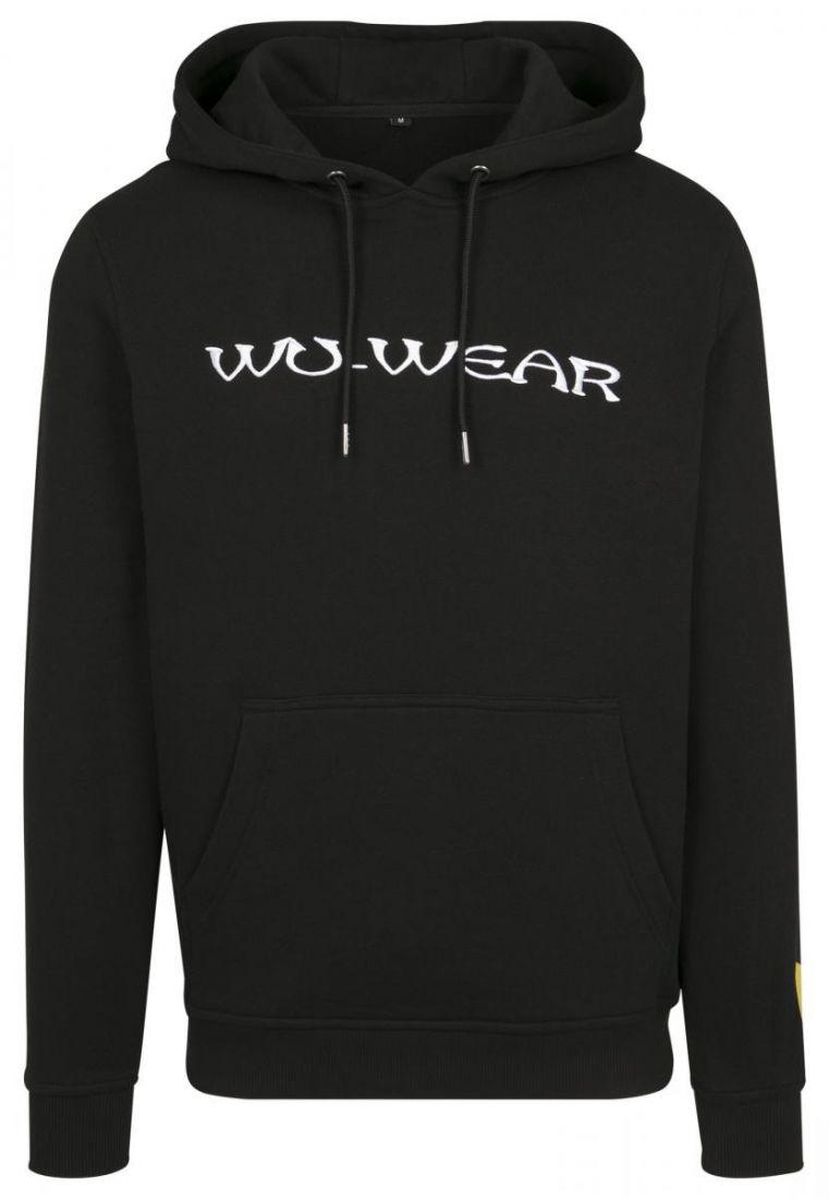 Wu-Wear Embroidery Hoody - WU-WEAR - TTUWU036