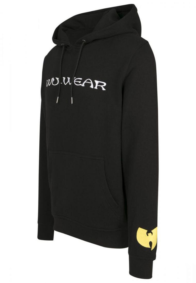 Wu-Wear Embroidery Hoody - WU-WEAR - TTUWU036 - 3