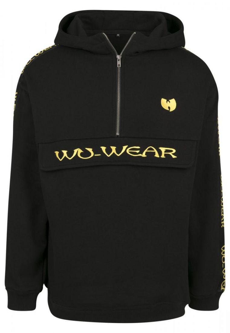 Wu-Wear Pull Over Hoody - WU-WEAR - TTUWU043 - 1