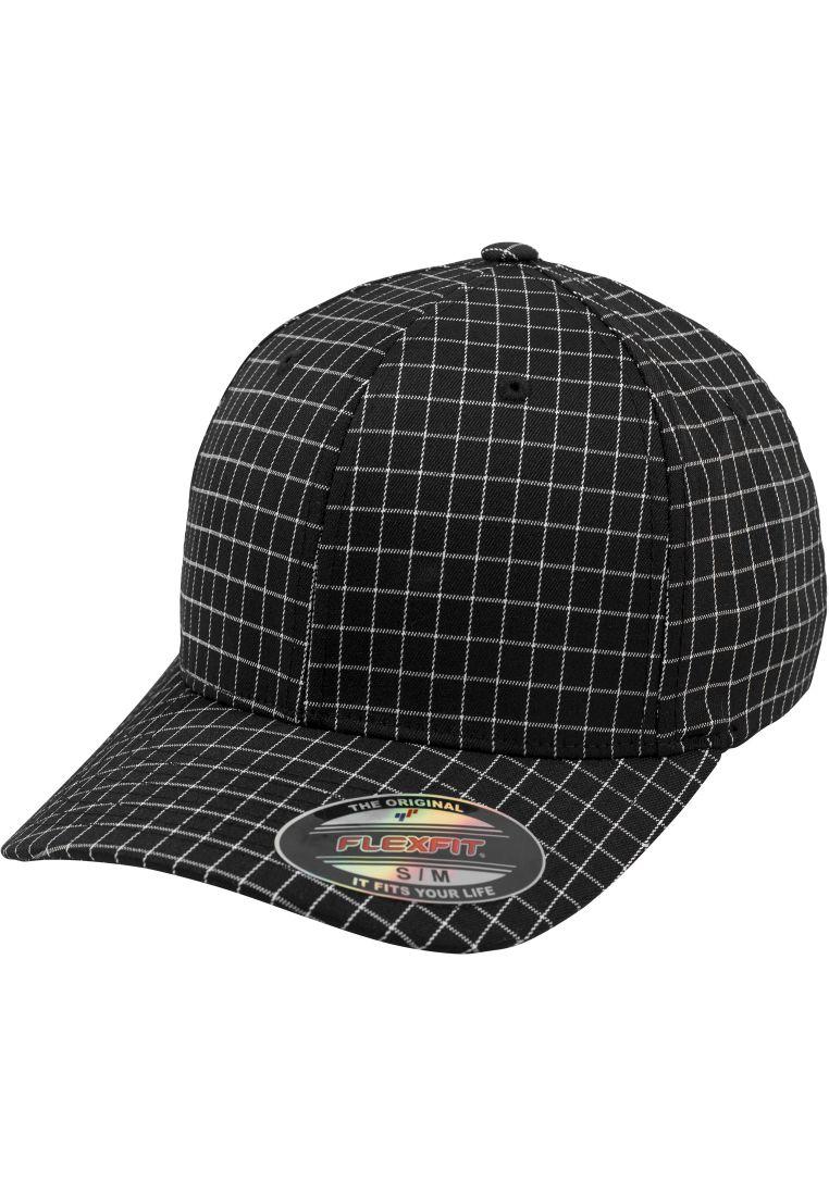 Flexfit Check Cap - LIPPIKSET JA HATUT - TTUWW8070 - 1