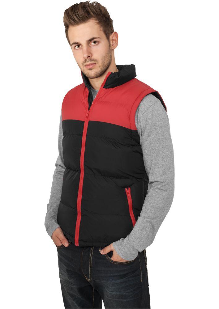 2-tone Bubble Vest - TILAUSTUOTTEET - TTUTB346 - 1