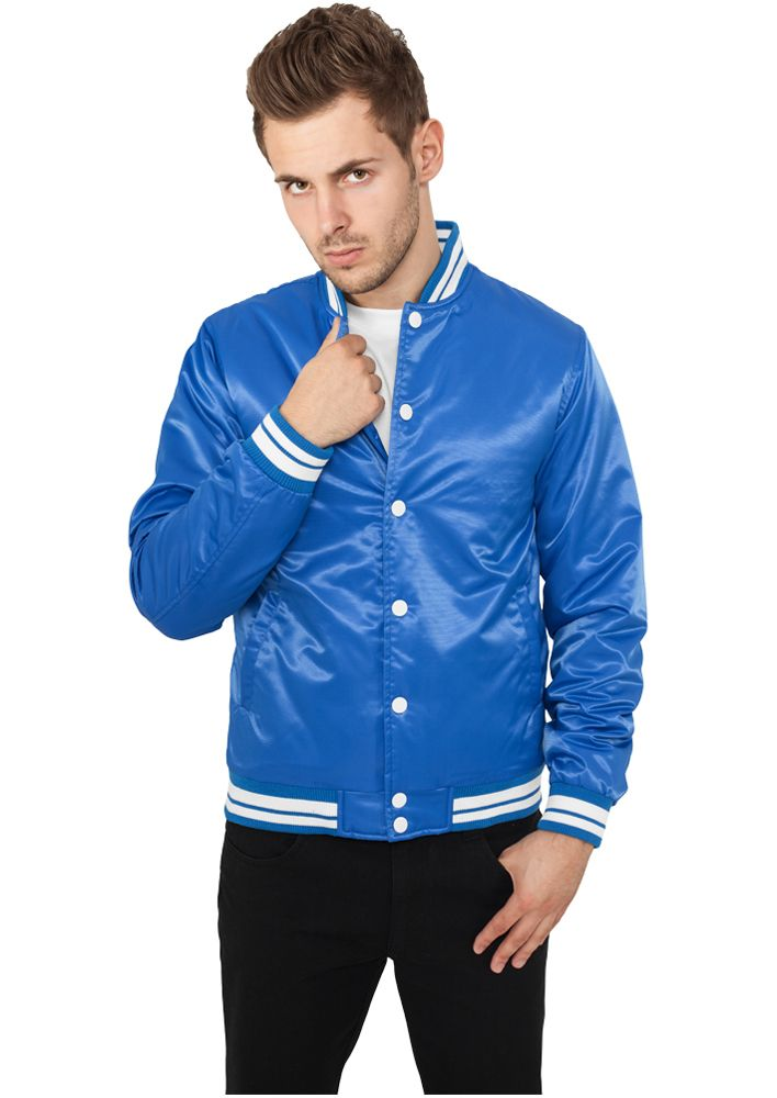 Mens Shiny College Jacket - COLLEGE TAKIT - TTUTB350 - 1