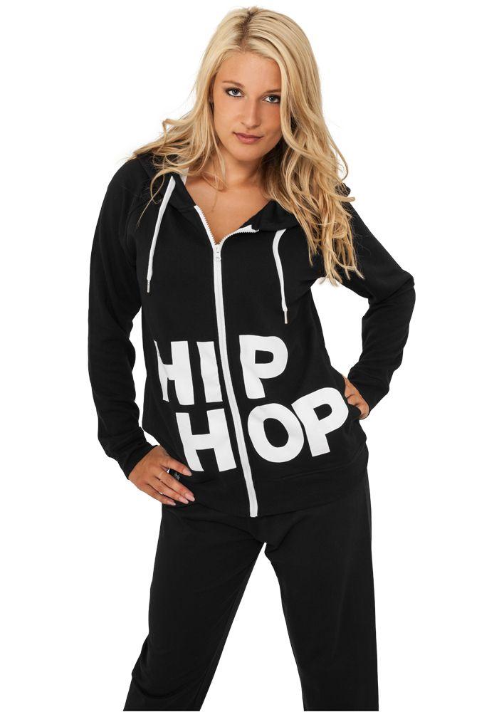 Hip Hop Ziphoodie - TILAUSTUOTTEET - TTUUD044 - 1