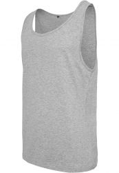 Jersey Big Tank heather grey XL