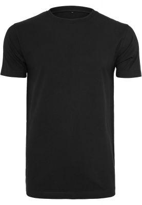 T-Shirt Round Neck black L