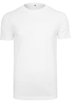 T-Shirt Round Neck white L