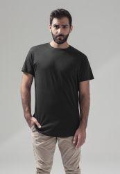 Light T-Shirt Round Neck black XXL