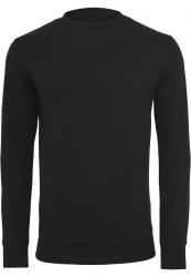 Light Crew Sweatshirt black S