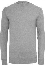 Light Crew Sweatshirt heather grey       L