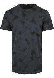 Batik Dye Tee grey darkgrey L
