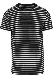 Stripe Tee black/white L